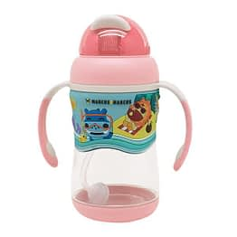 Marcus Marcus 2-Stage Tritan Straw Sippy Cup
