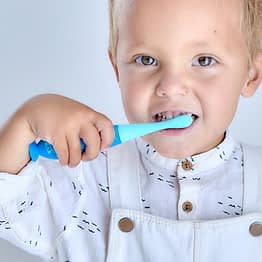 Marcus Marcus Reusable Toddler Silicone Toothbrush