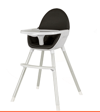 Toddler Highchair a modern baby highchair with an outstanding design and colors perfectly accommodate kids of all sizes.