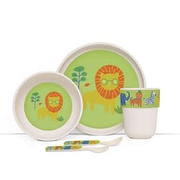 Penny Scallan Bamboo Meal Set with Cutlery