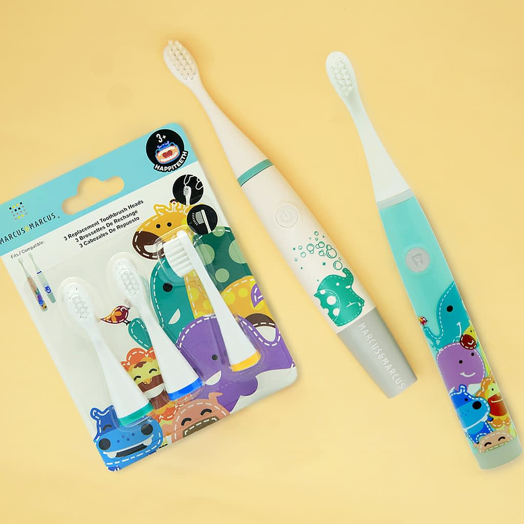 Marcus Marcus 3 Replacement Toothbrush Heads