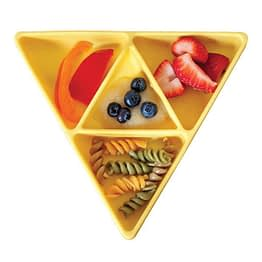 Bumkins Triangle Silicone Suction Plate Nintendo Tri Force