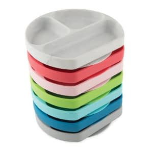Bumkins Silicone Suction Plate for Toddler