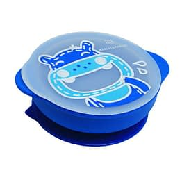 Marcus Marcus Suction Bowl with lid